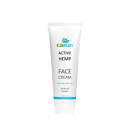 carun hemp face cream
