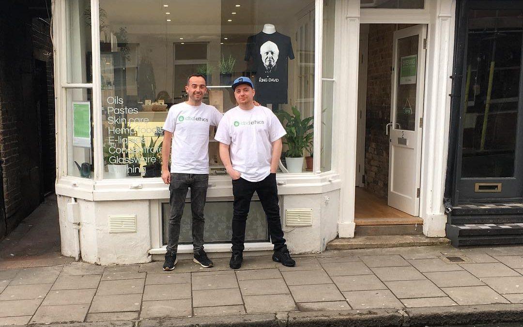 CBD Shop in Brighton