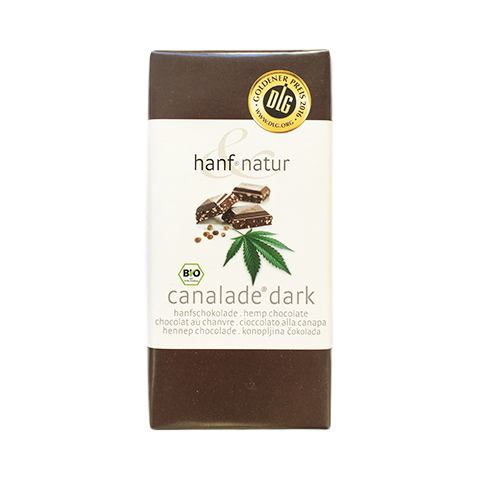Hanf Natur dark canalade chocolate