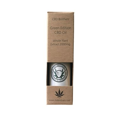 2.8% cbd brothers green edition oil