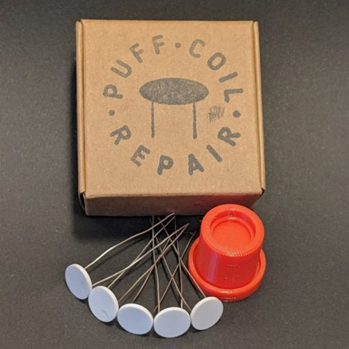 Puff coil repair kit uk